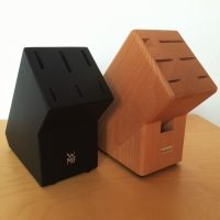wmf classic line messerblock im test 08 2018. Black Bedroom Furniture Sets. Home Design Ideas